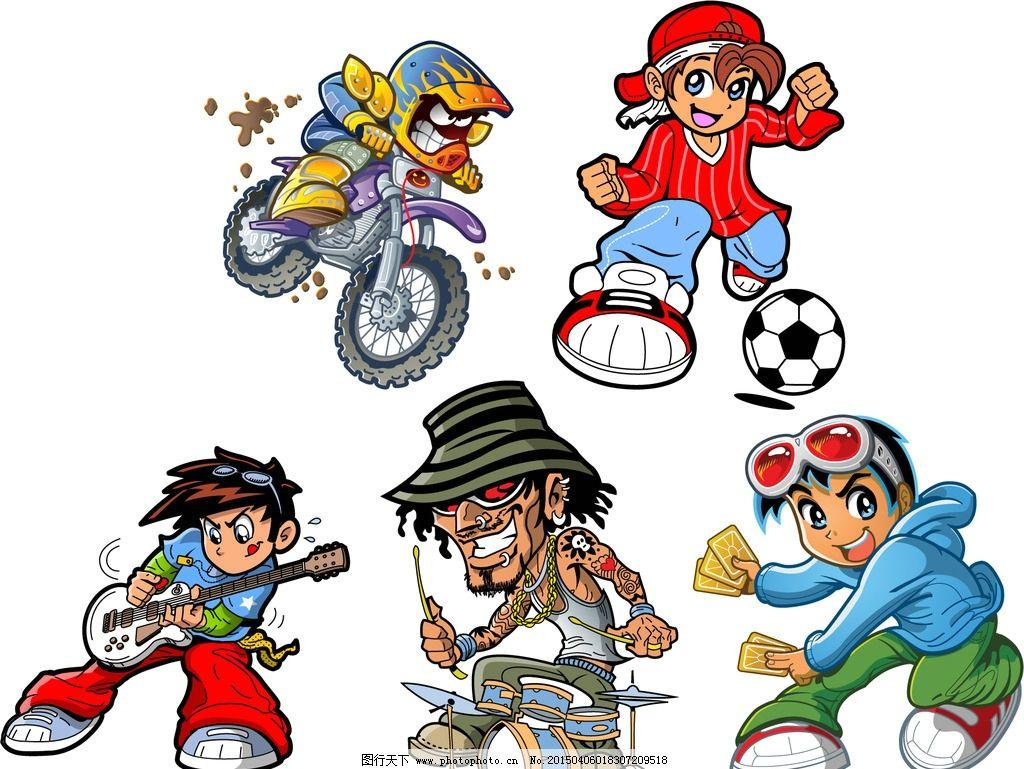 足球框卡通图片