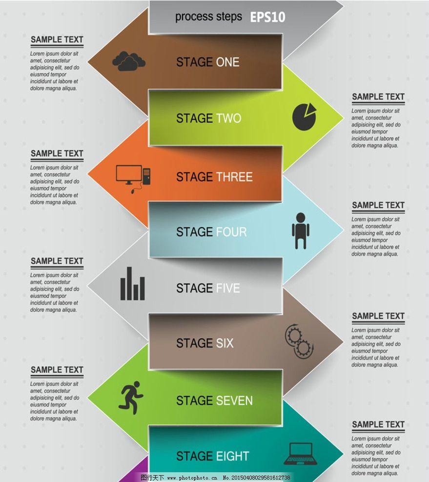 业务分类分析信息图表设计图片_设计案例_广告设计_图图片