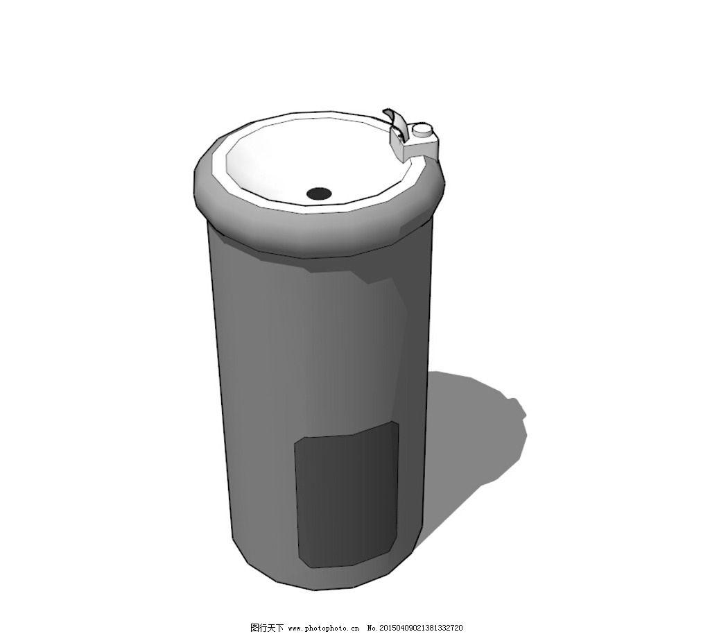 垃圾桶 垃圾箱 1024