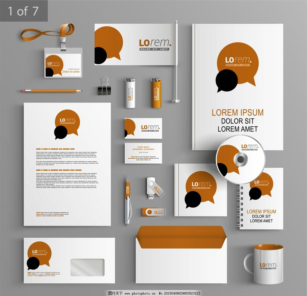 vi设计图片_vi设计_广告设计
