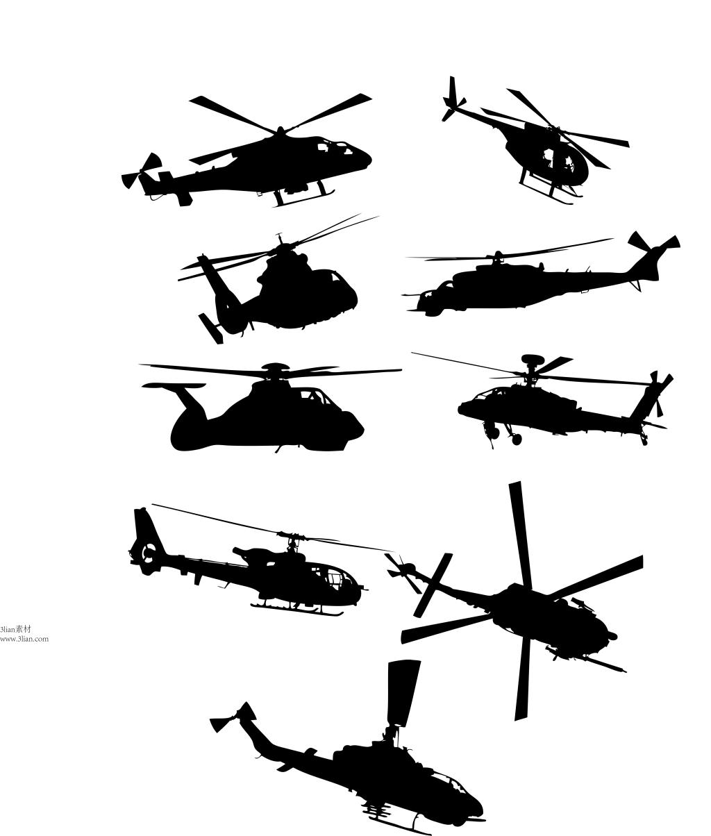 飞机 战斗机 直升机 飞机