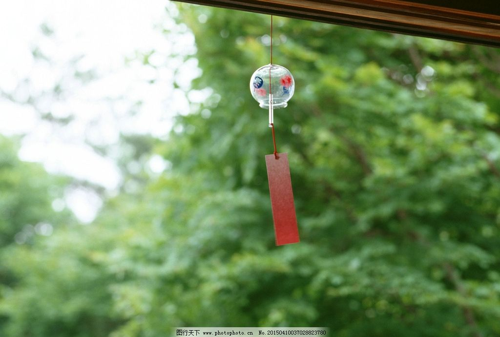 风铃 艺术文化 日本文化 小清新 休闲生活 摄影 生活素材