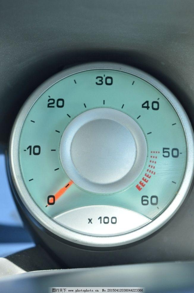 汽车转速表图片
