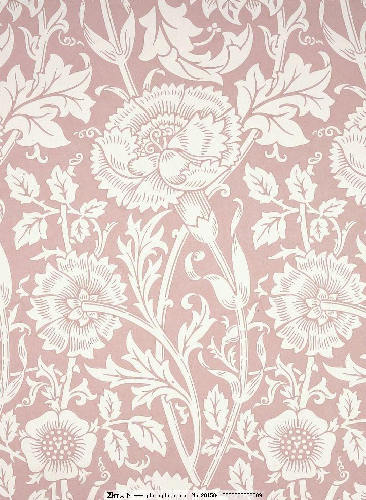 四方连续纹样图片简单-18708 壁纸 欧式古典图片