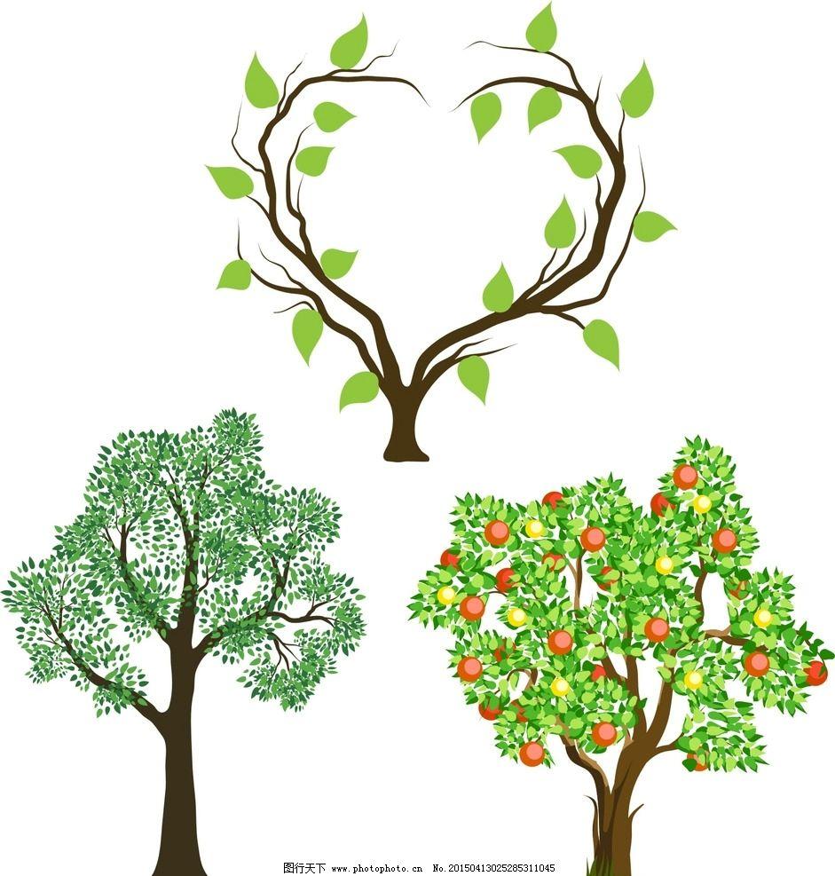树木 丰收 绿色图片