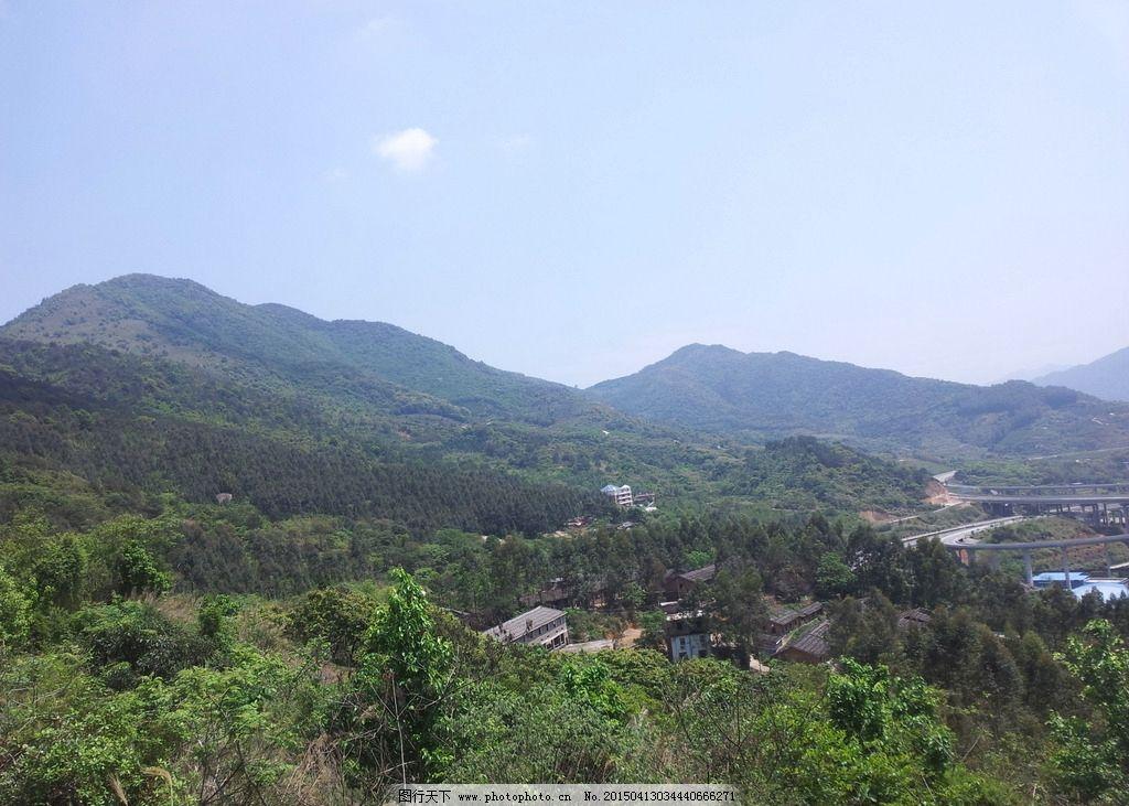 山顶风景图 山顶风景 永春 山顶 风景图 风景 旅游 山水 森林 绿色 山