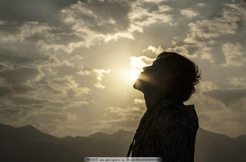 山 黑白 唯美 座山 堆山 山邱 风景 风光 清新 意境 自然  摄影 人物