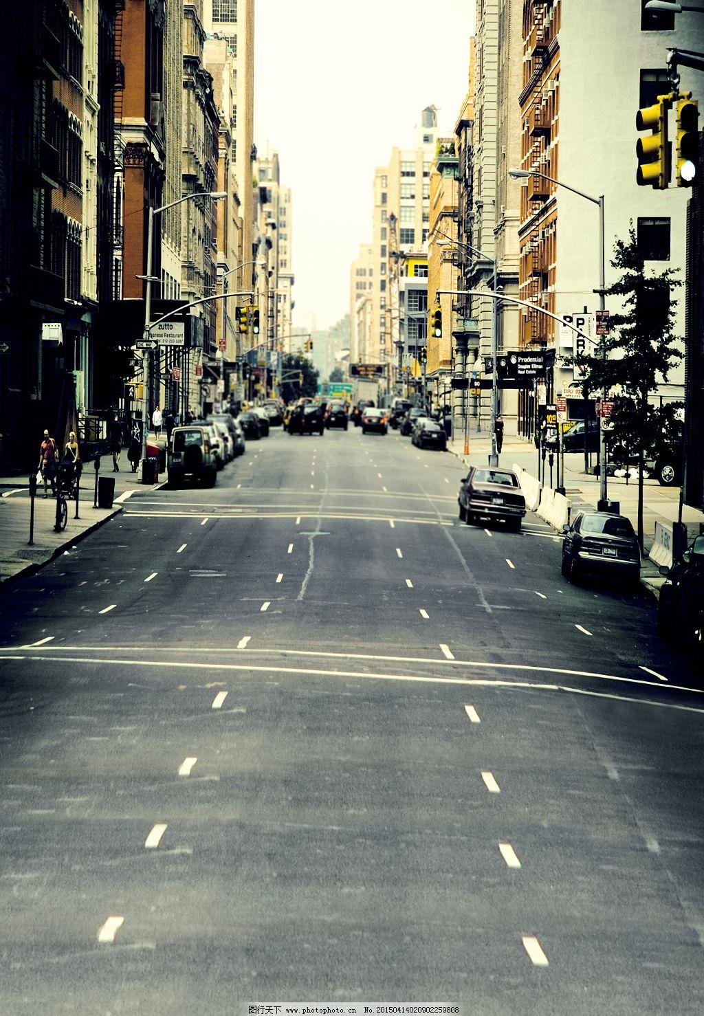 清晰街道图片