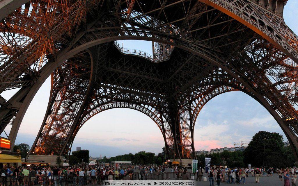 巴黎铁塔免费下载 欧式建筑