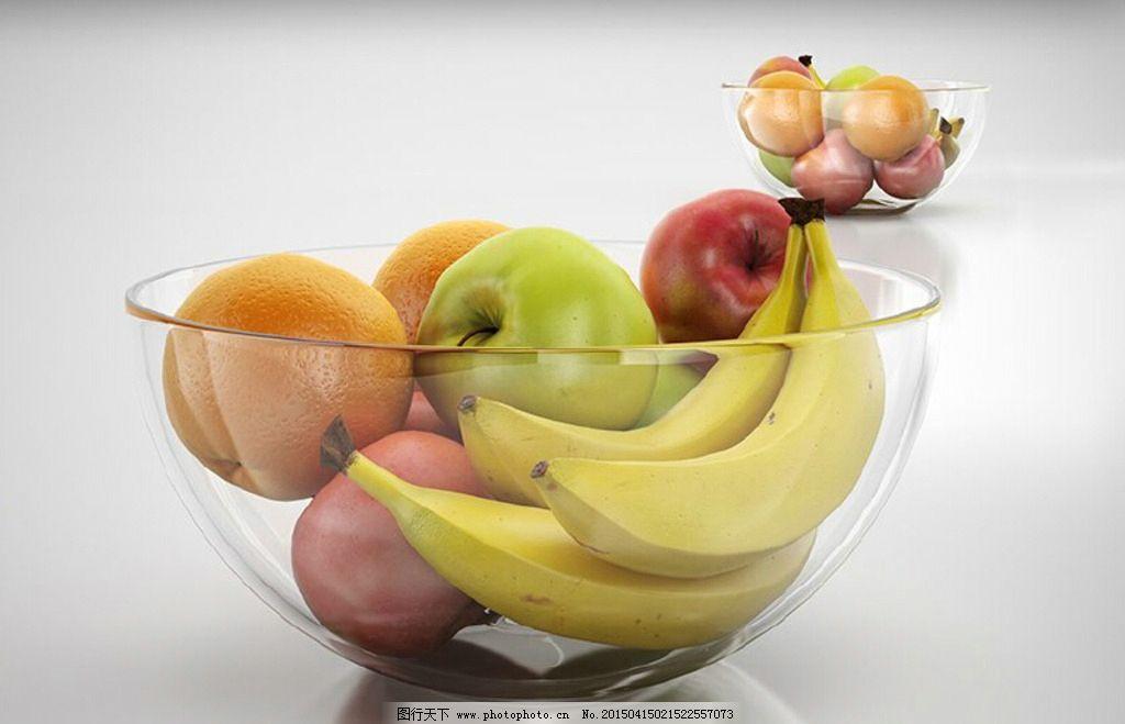 香蕉果盘普通切法图解