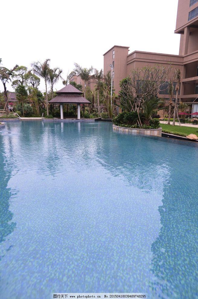 温泉 度假村 酒店 风景区 水世界 温泉酒店 游泳池 泡温泉 巴厘岛风情