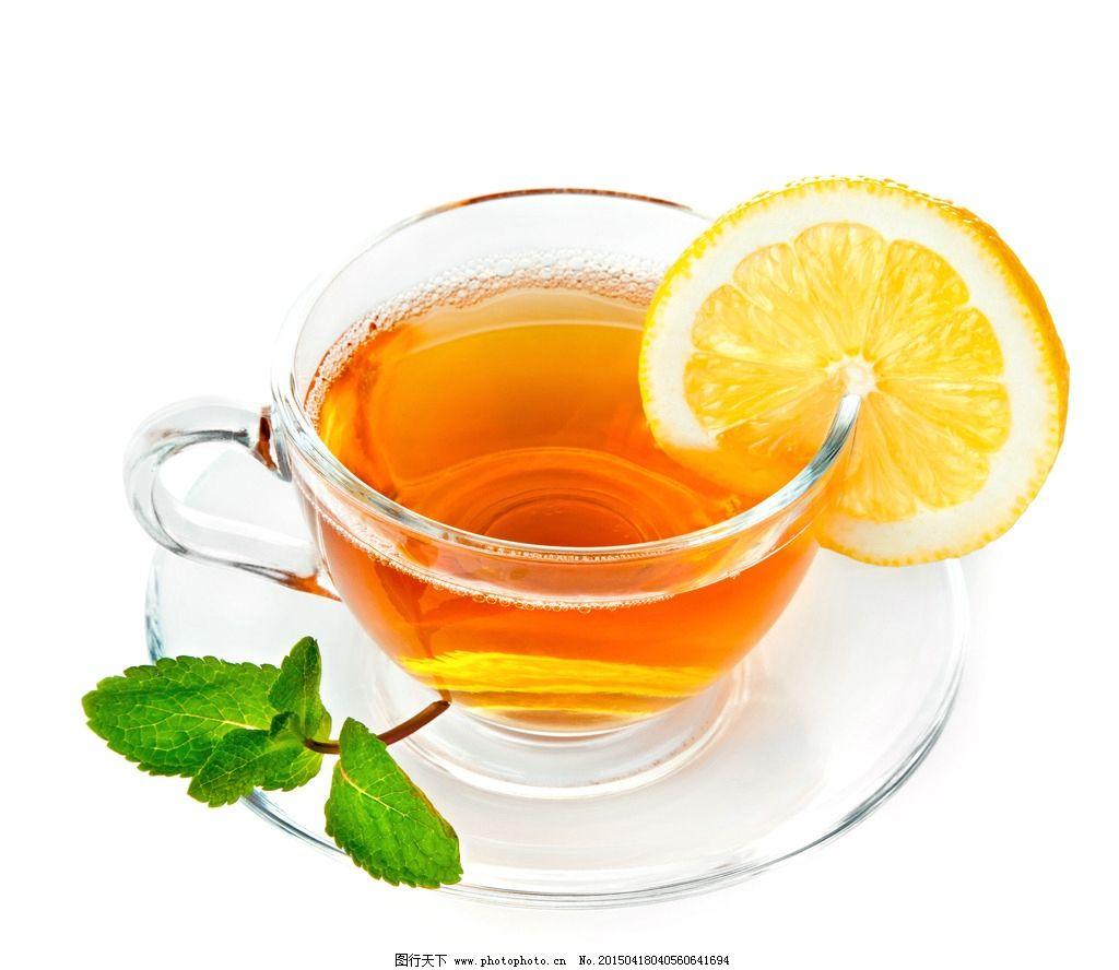 唯美果茶图片