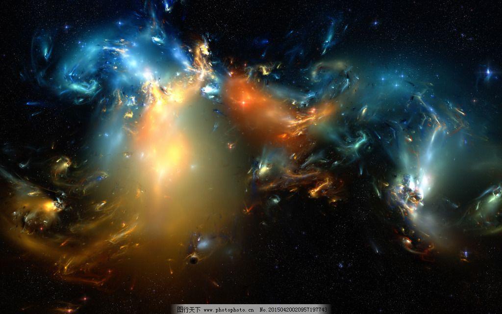 桌面壁纸 星云图片