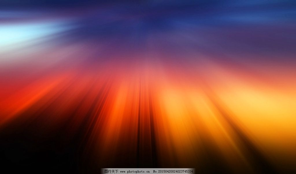 放射高光光束 光效 红色光 橙色光 高清 光线 炫酷 灯光 梦幻图片