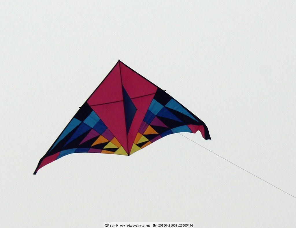 唯美风筝图片