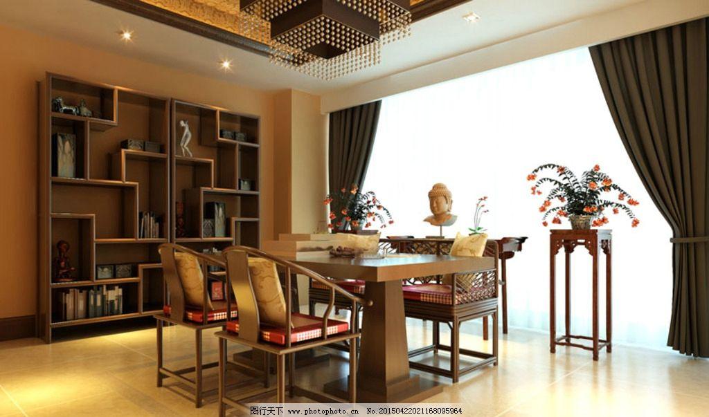 简洁装修 简单装修 豪华装修 中式风格 欧式风格 现代风格 茶室 室内