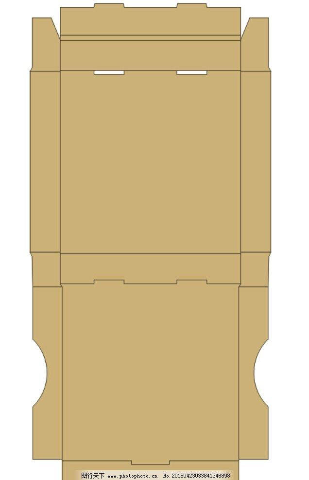 首饰包装盒子设计图展示
