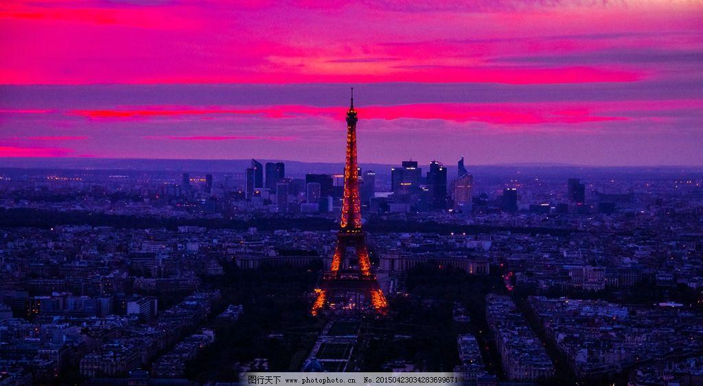 埃菲尔铁塔图片_人文景观
