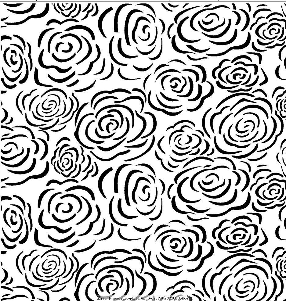手绘 印花 壁纸