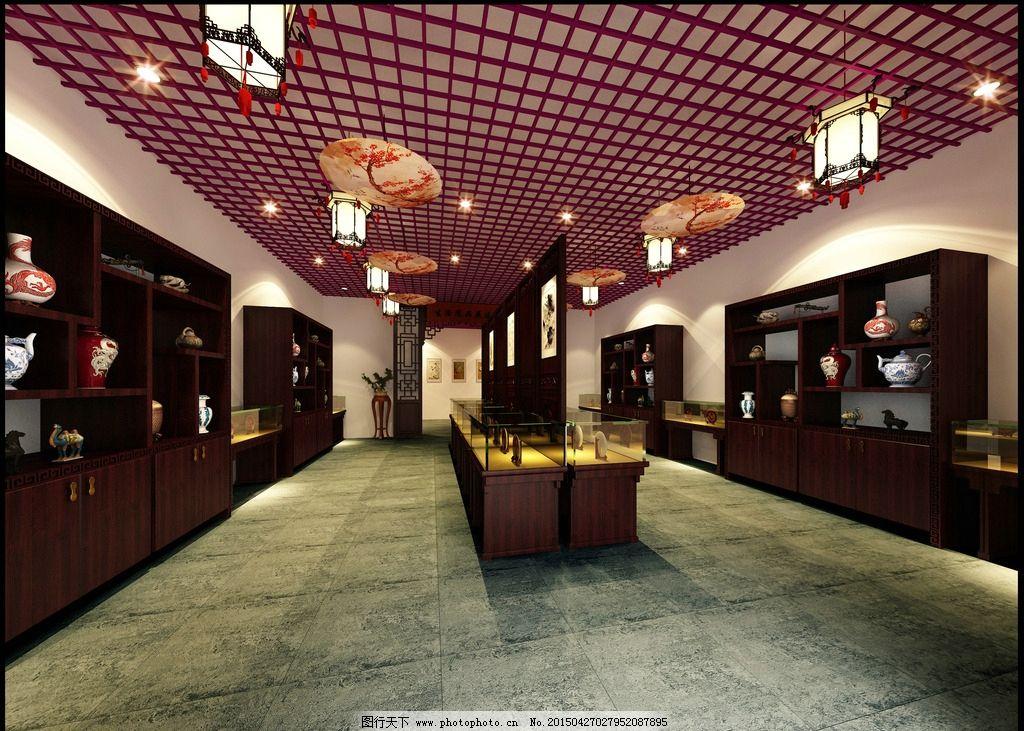 展厅        古典 仿古 室内 柜子        设计 环境设计 室内设计 72