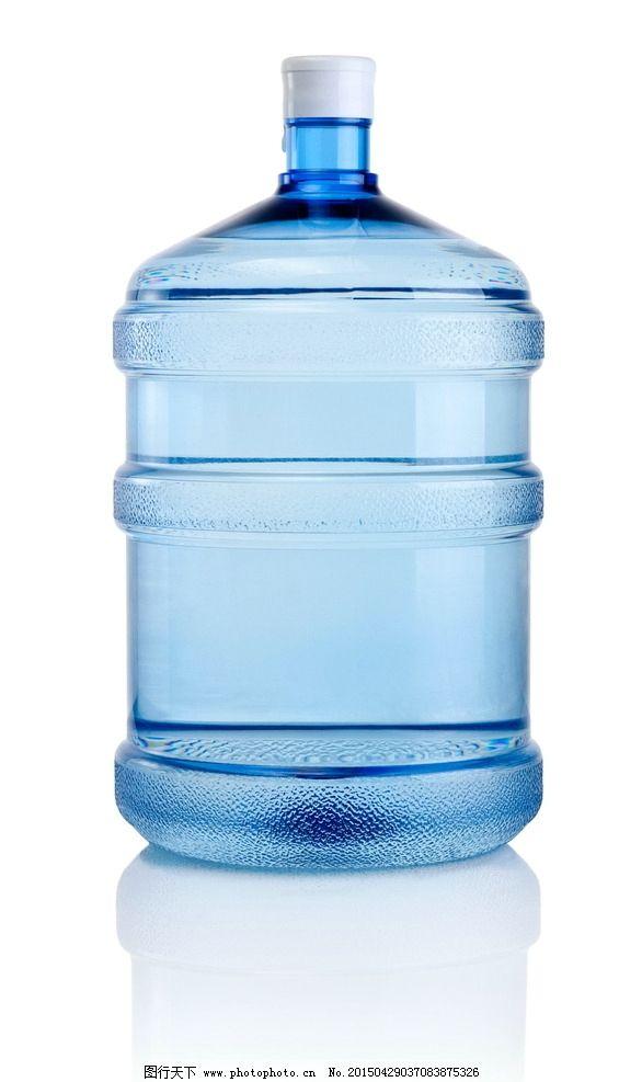 矿泉水 水瓶 水桶