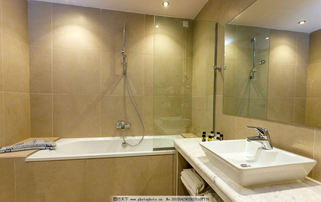 洗手台        卫浴 浴缸 盥洗室 盥洗台 室内装修装潢 浴室