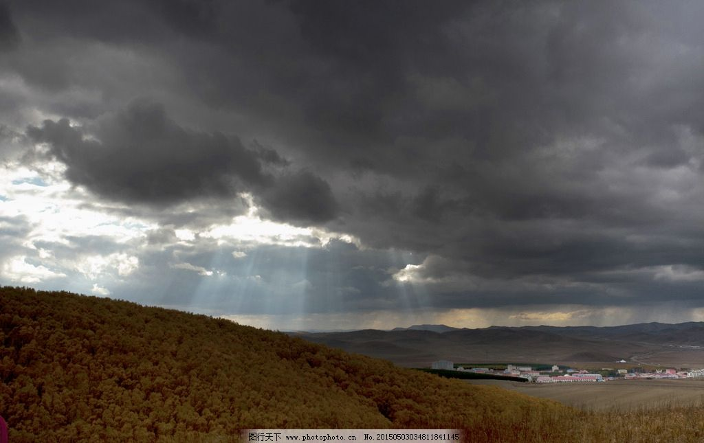 大自然 湖泊 自然风景 沙漠 雨后 摄影 自然景观 自然风景 240dpi jpg