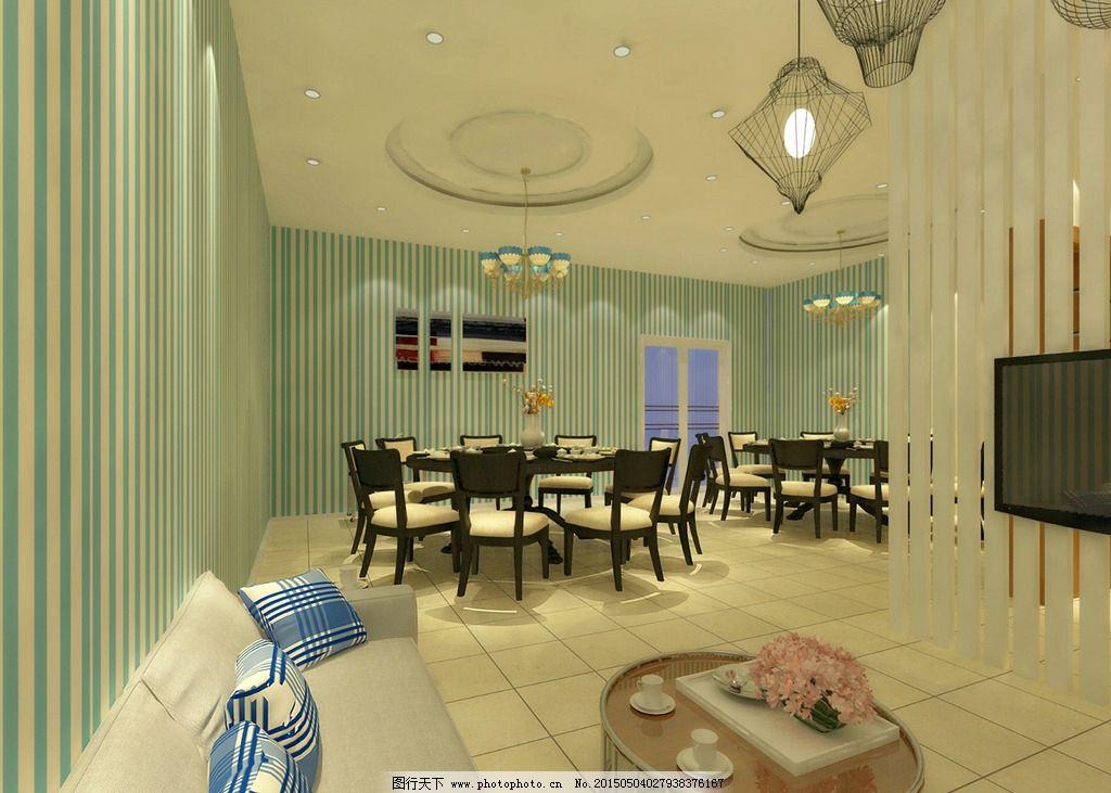 餐厅 包间图片_室内设计