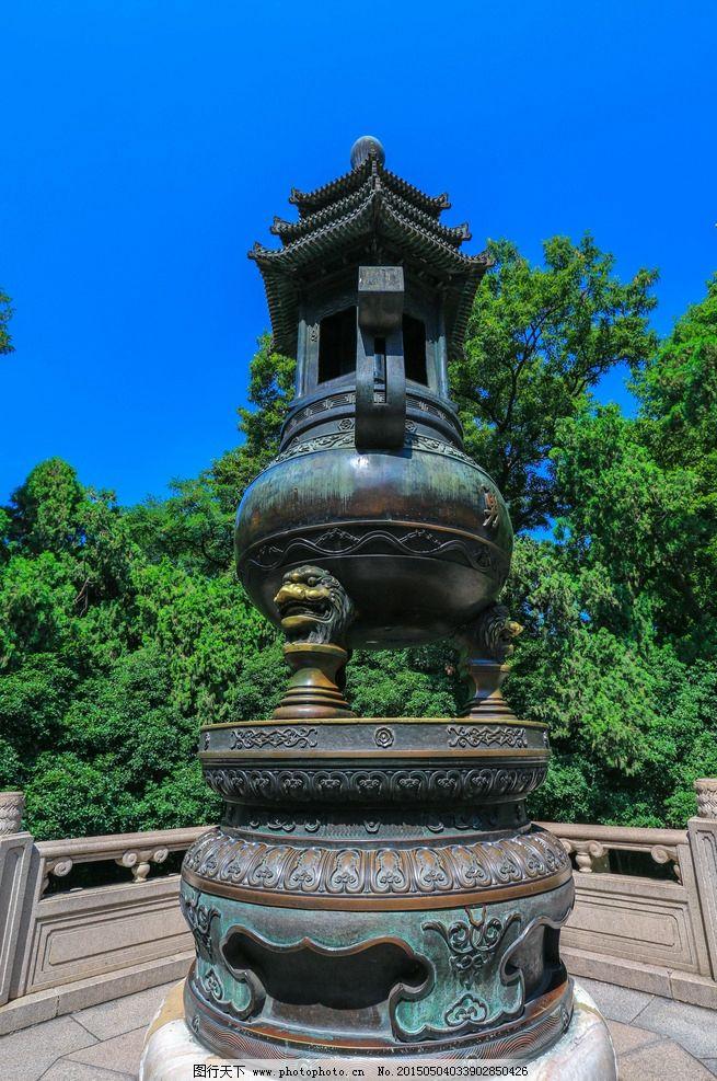南京中山陵 江苏 景点 古建筑 陵墓 陵园 文物保护 风景名胜区