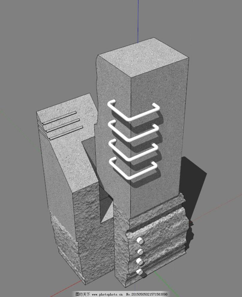 欧式雕塑顶平面