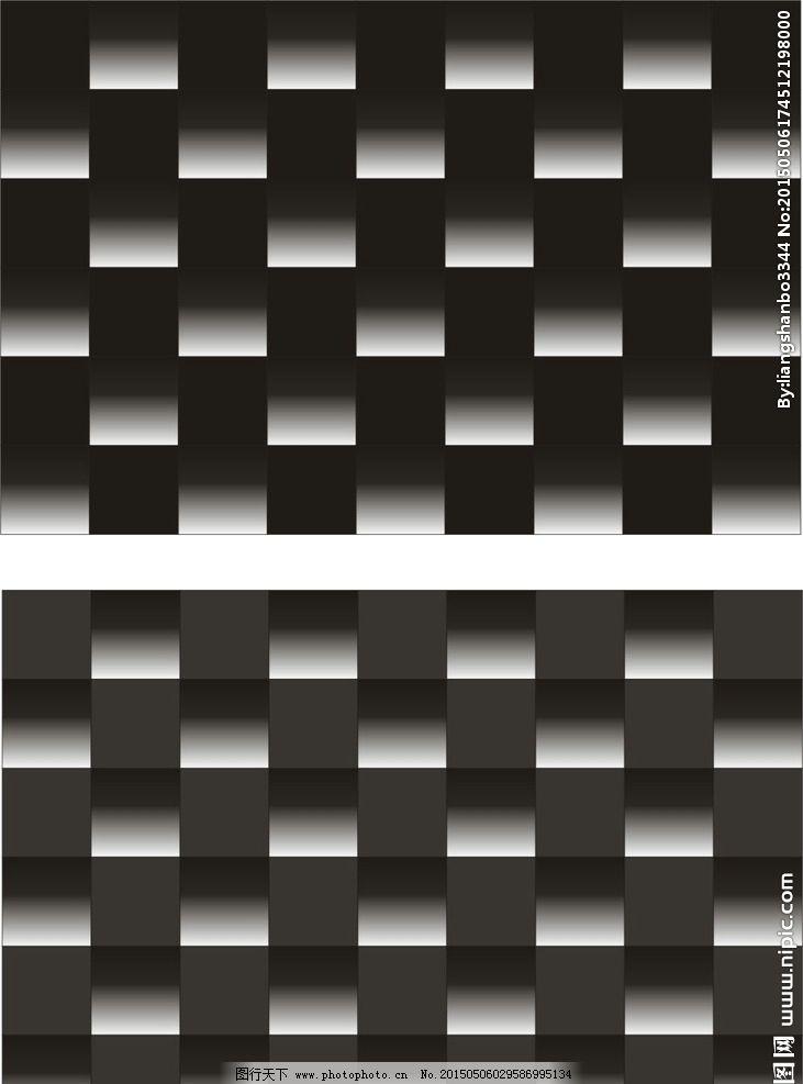 立体方块背景 立体背景 黑色立体背景