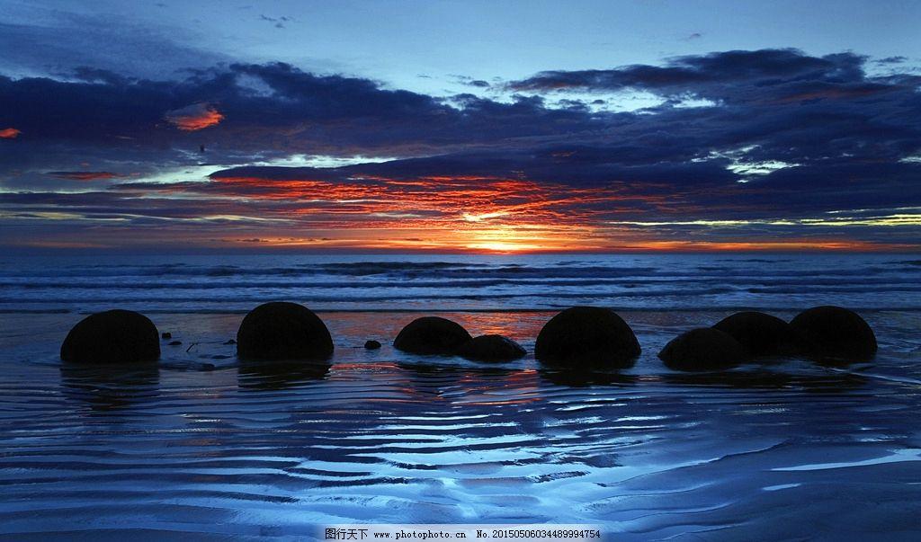 海边天空图片_山水风景