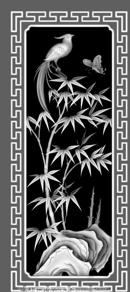 灰度 梅兰竹菊/梅兰竹菊灰度图片