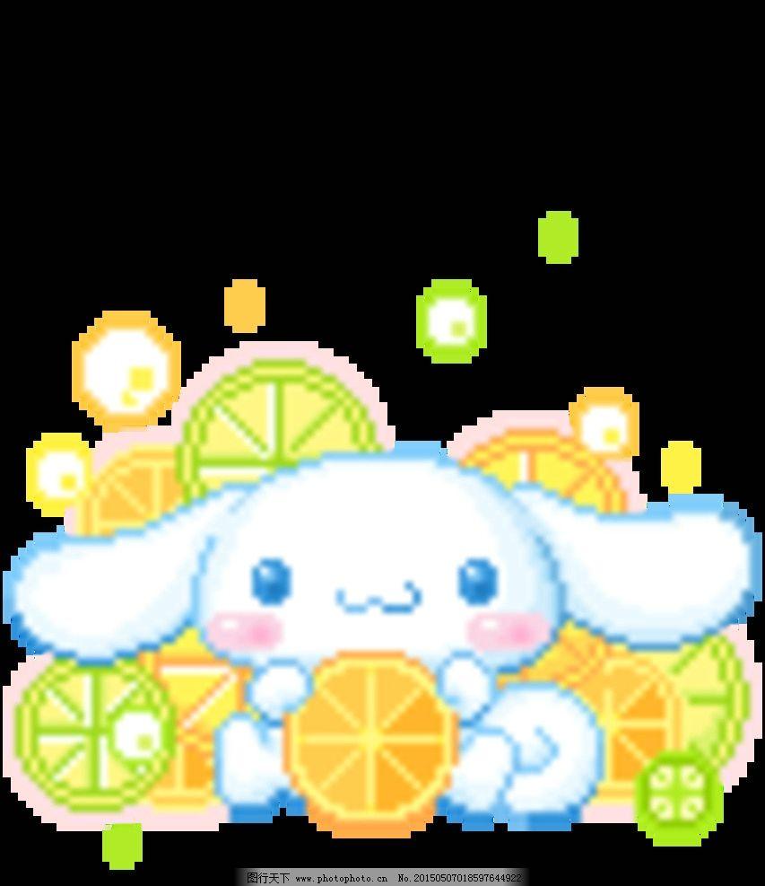 可爱动物萌图 q版(3)