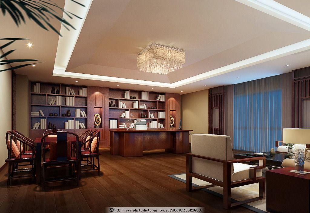 中式酒店 中式会所 会所设计 格栅 隔断 服务台 透光片 台灯 中式台灯