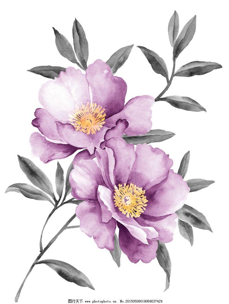 花边 手绘花