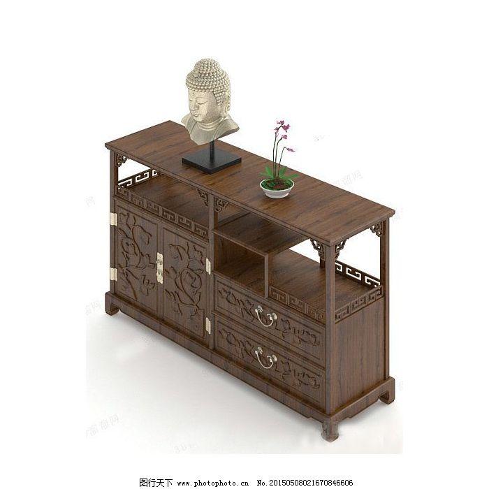 中式家具枯木装饰摆件