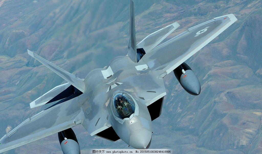 猛禽 f22战斗机 美国空军