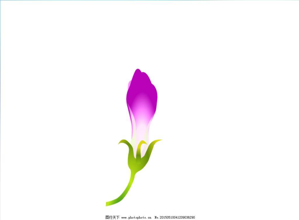 花朵生长过程flash植物动画