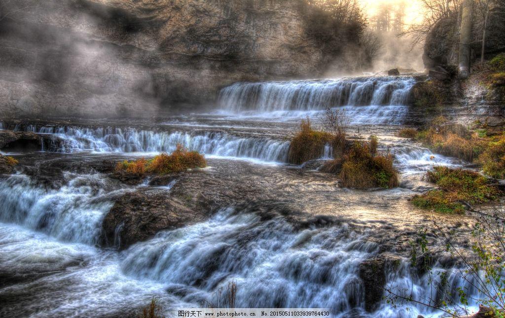 唯美 风景 风光 旅行 自然 秦皇岛 祖山 山 山泉 山水 山水之间 摄影
