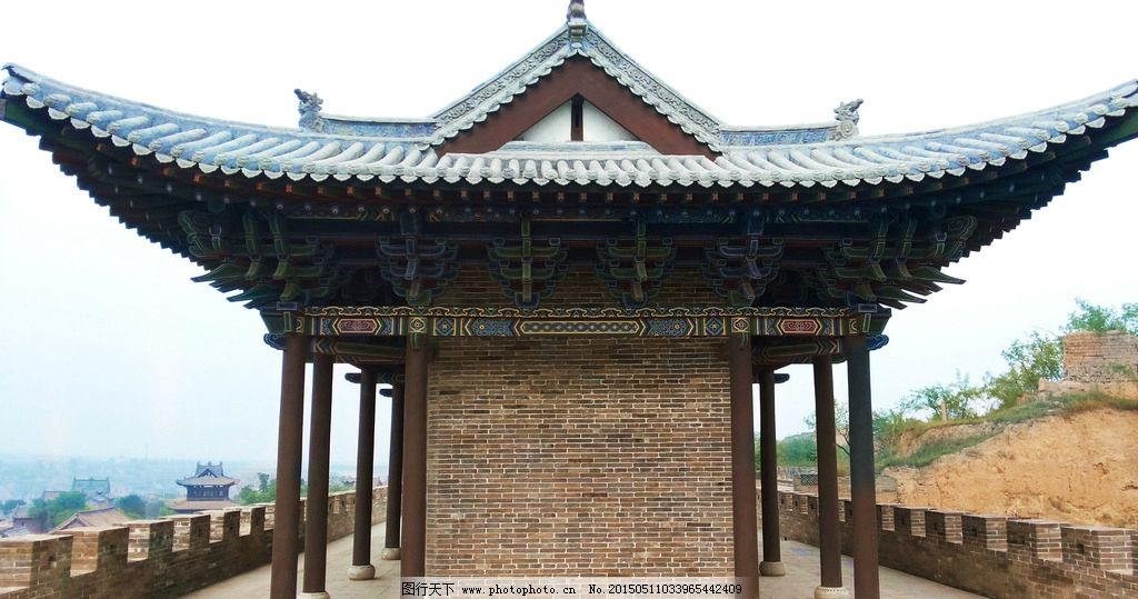 青龙古镇 太原青龙古镇 太原旅游 太原 古代建筑 古建筑 摄影 旅游