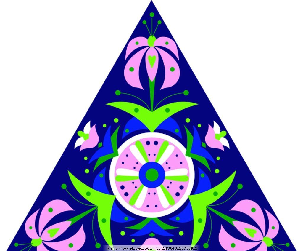 三角形图案图片图片