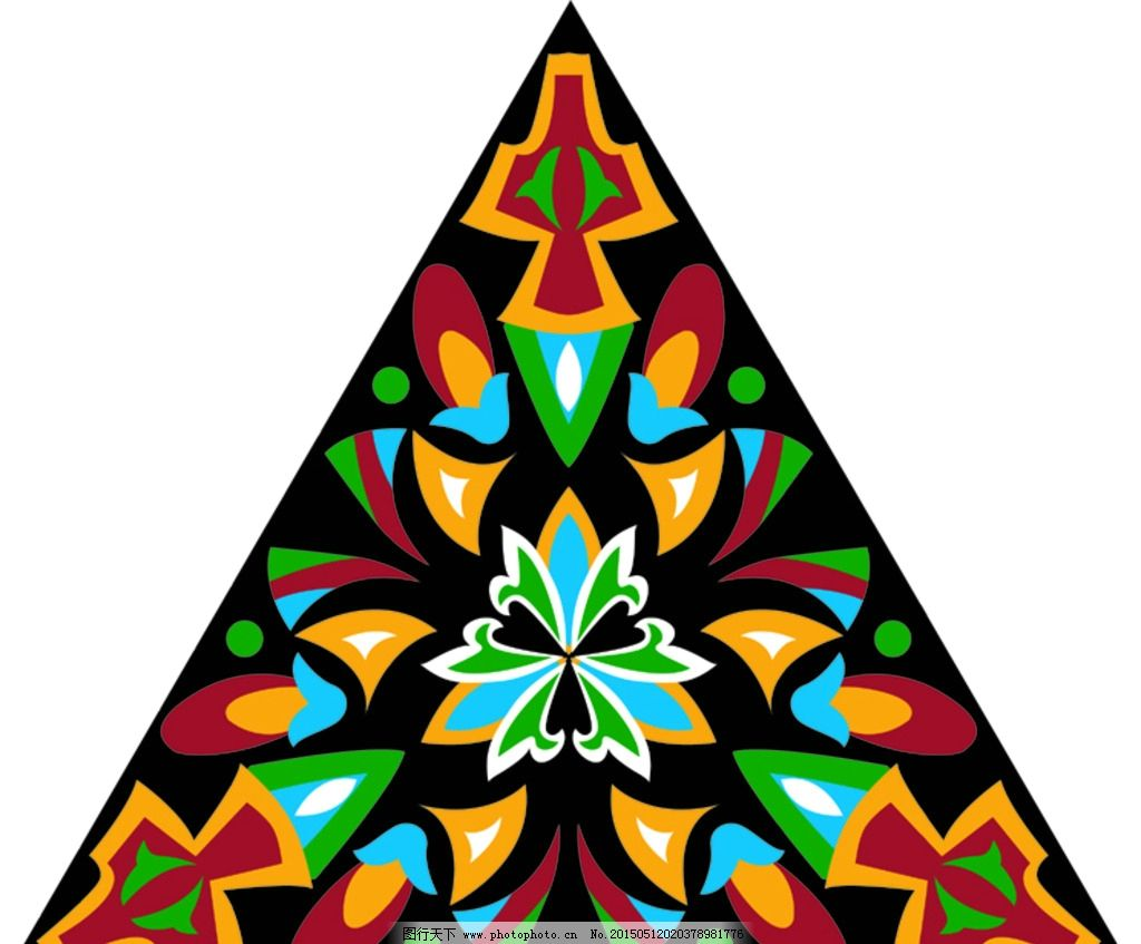 底纹边框 矢量花纹 ai 设计 三角形和圆形 设计 底纹边框 花边花纹 ai