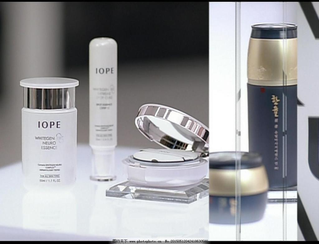 化妆品广告创意