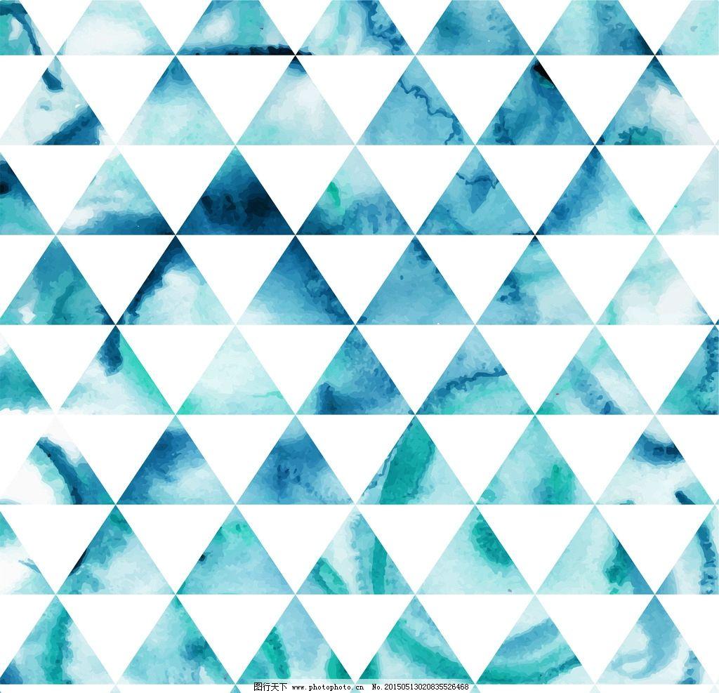 手绘花朵 抽象 图案 底纹边框 几何 格纹图案 设计 底纹边框 其他素材