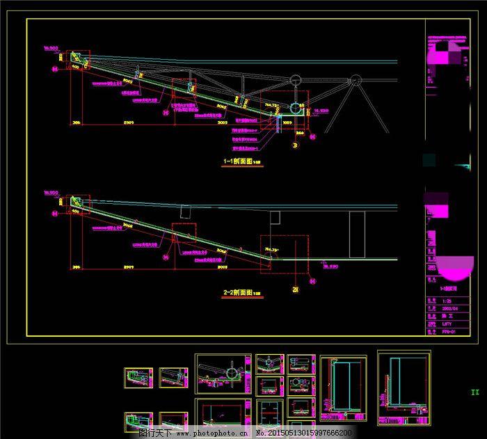 图纸板图纸CAD节点Lego42036蜂窝迅雷下载图片