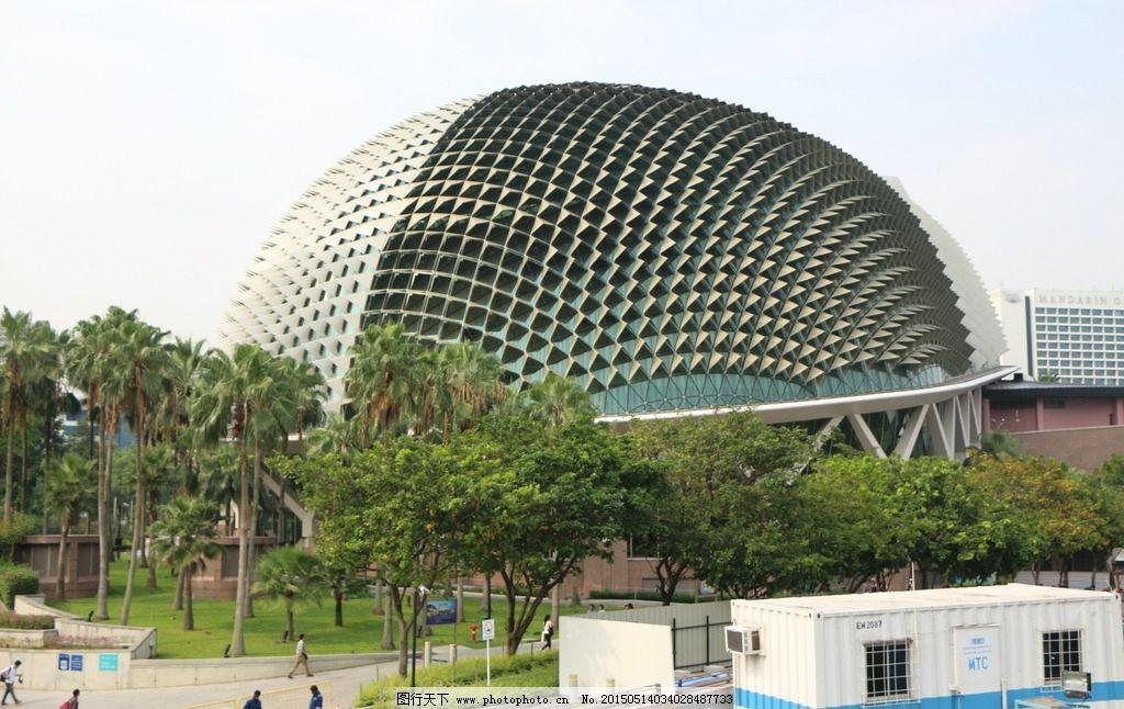 新加坡城市空间结构