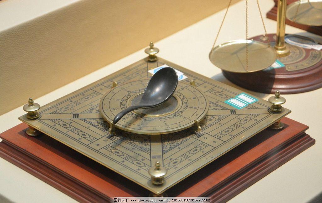 古代指南针图片