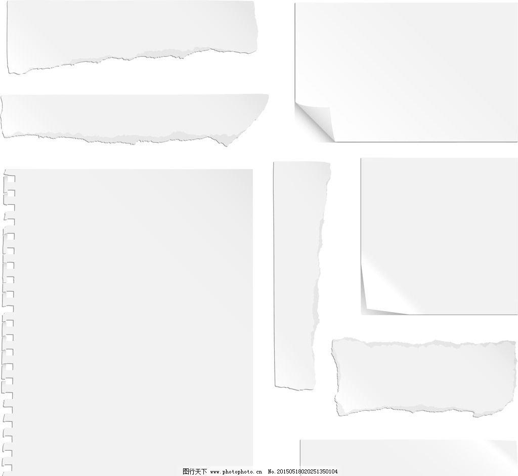 纸张边框简笔画