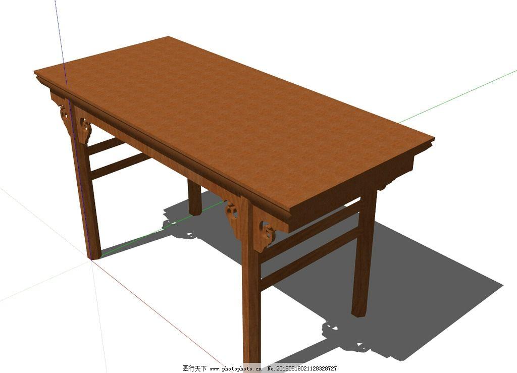 新中式红木方桌